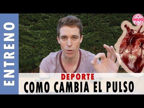 COMO CAMBIA EL PULSO EN EL CICLISMO