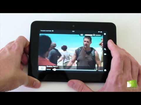 Análisis Kindle Fire HD en español (Vídeo Review) | FAQsAndroid.com