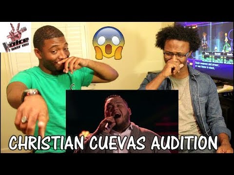 The Voice 2016 Blind Audition - Christian Cuevas: