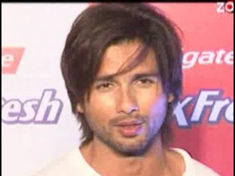 shahid kapoor hair style shahid kapoor sports a new look for his next 9558 | hqdefault