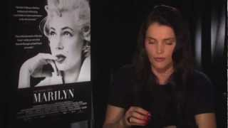 My Week With Marilyn: Official Sit Down Interview Julia Ormond Part 1 [HD]