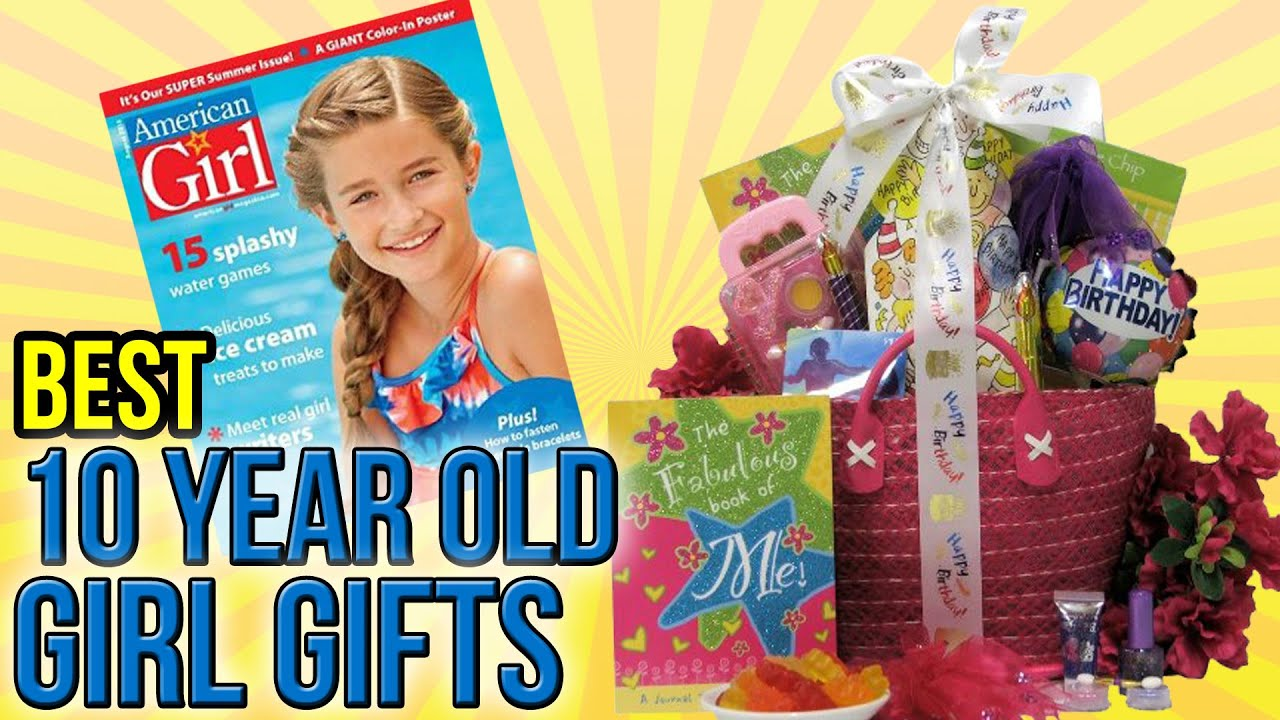 10 Best Year Old Girl Gifts 2016
