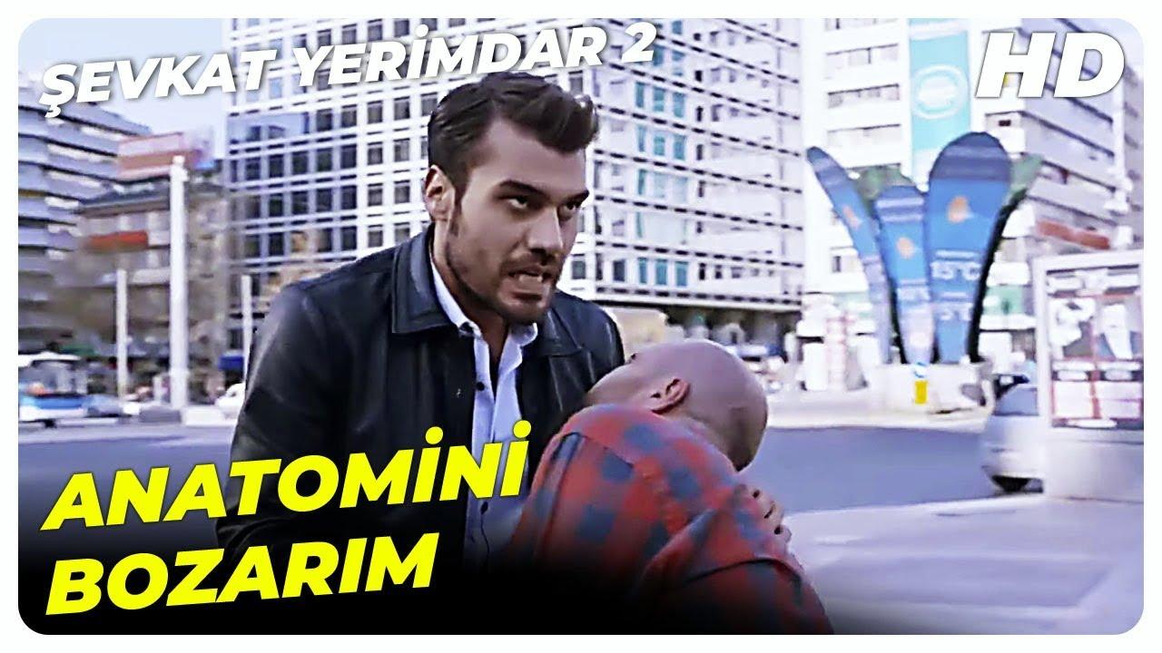 Şevkat, Kadına Şiddeti Engelledi | Şevkat Yerimdar 2 Türk Komedi Filmi