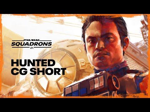 """PS4 l Star Wars: 스쿼드론 - """"사냥"""" CG 단편"""