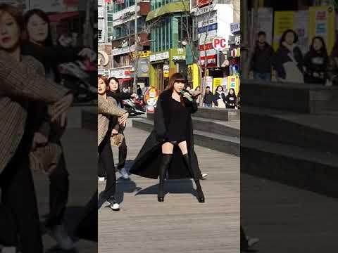 &39;Spring&39; - Park Bom in Sinchon Busking session 190317
