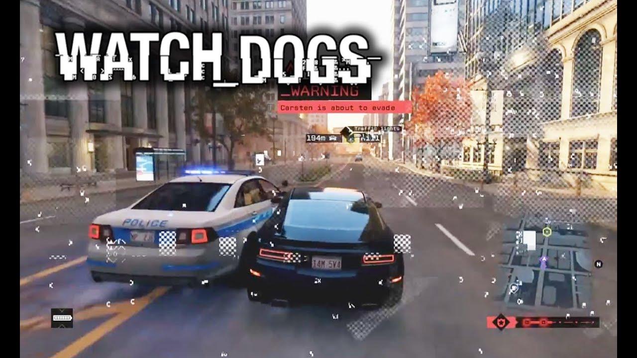 Watch Dogs Online Coop
