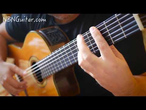 Bourree In E minor | Johann Sebastian Bach | NBN Guitar