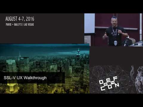 DEF CON 24 Crypto and Privacy Village - Andrew Brandt - Blue Coat SSL Visibility Exposed