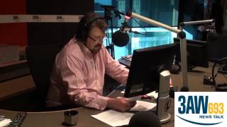 sacked hinch reacts to 3aw managements decision