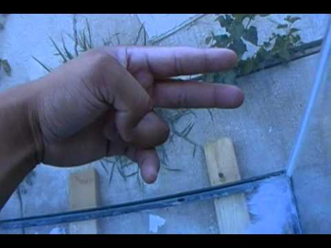 How To Fix A Crack In Fish Tank