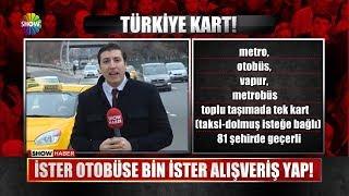 """Gambar cover """"Türkiye Kart"""" dönemi başlıyor!"""