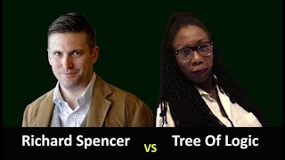 Richard Spencer VS. Tree of Logic: Discussing The Alt Right