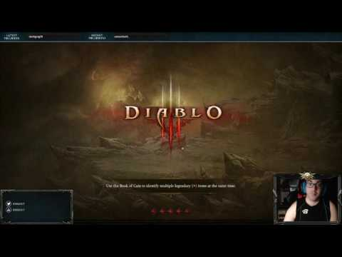 Diablo 3 Addicted to loot (also on twitch.tv/bxkid7