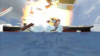 Disassembly 3D: Destroy the Titanic!
