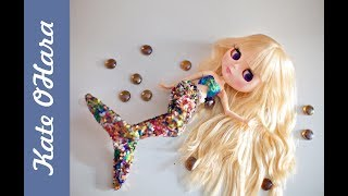 Покупки для кукол с AliExpress. Обзор заказов. Русалочий хвост.