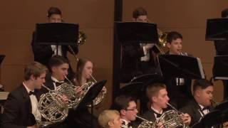 cypress creek high school symphonic band 2015 2016 music for all