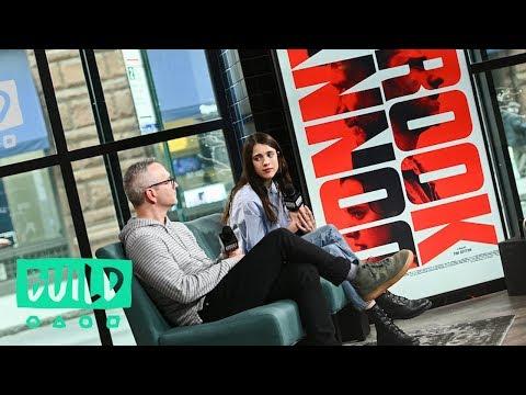 """Margaret Qualley & Tim Sutton Talk About Their Movie, """"Donnybrook"""""""