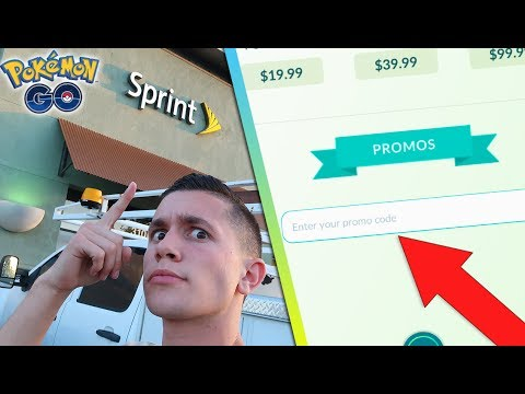 FIRST EVER PROMOTION CODE GIVEAWAY IN POKEMON GO!