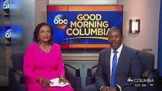 JOC Media client, Joan D  Hampton 07.08.2019 Good Morning Columbia interview