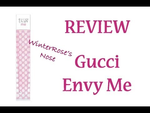 Gucci Envy Me Winterroses Nose Perfume Review Youtube