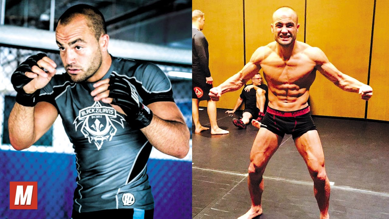Eddie Alvarez Ufc Training Motivation Tribute Mma Workout