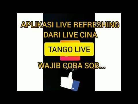 APLIKASI Live TANGO LIVE