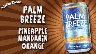 Canned Cocktail - Palm Breeze Pineapple Mandarin Orange
