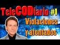 TeleCODiario | Capitulo 1 | Violaciones y atentados | Dominik XXX