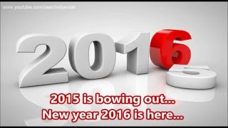 Happy New Year 2016 Latest SMS greetings Whatsapp Best Wishes E card Quotes HD 27