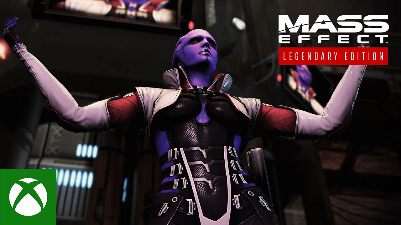 Mass Effect Legendary Edition – Official Launch Trailer