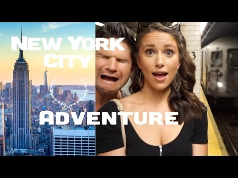 Our NYC Adventure! | Brooklyn | Jet Skiing | Lots of Food & More! | #TravelWith_Nia
