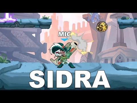 Sidra Is Broken