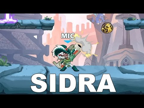 Sidra Is Broken