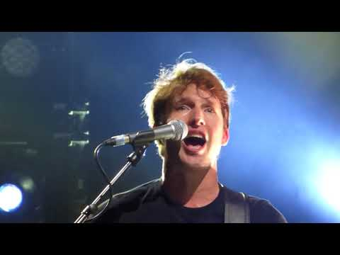 James Blunt - Someone Singing Along live Hannover TUI Arena 21.10