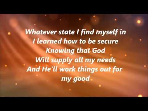 Hezekiah Walker - Better (Lyrics)