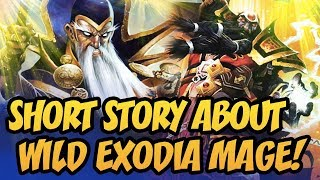 Short Story About Wild Exodia Mage! | The Boomsday Project | Hearthstone: