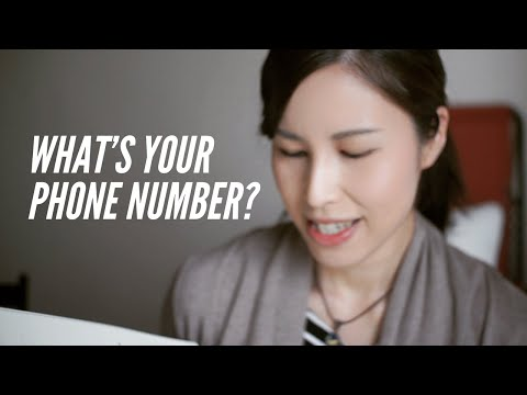 How To Say Your Phone Number In Japanese! ( #JLPT N5 Level)   Two Minute Tuesday #8