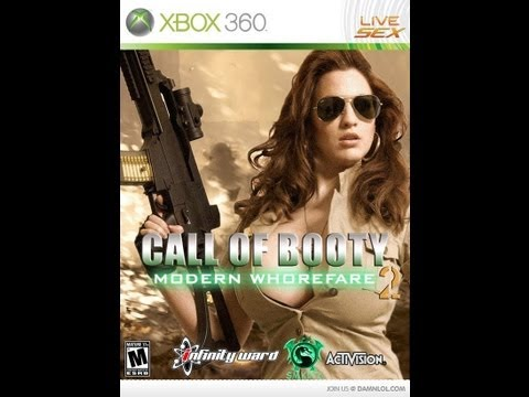 Sex Game: Call of Booty