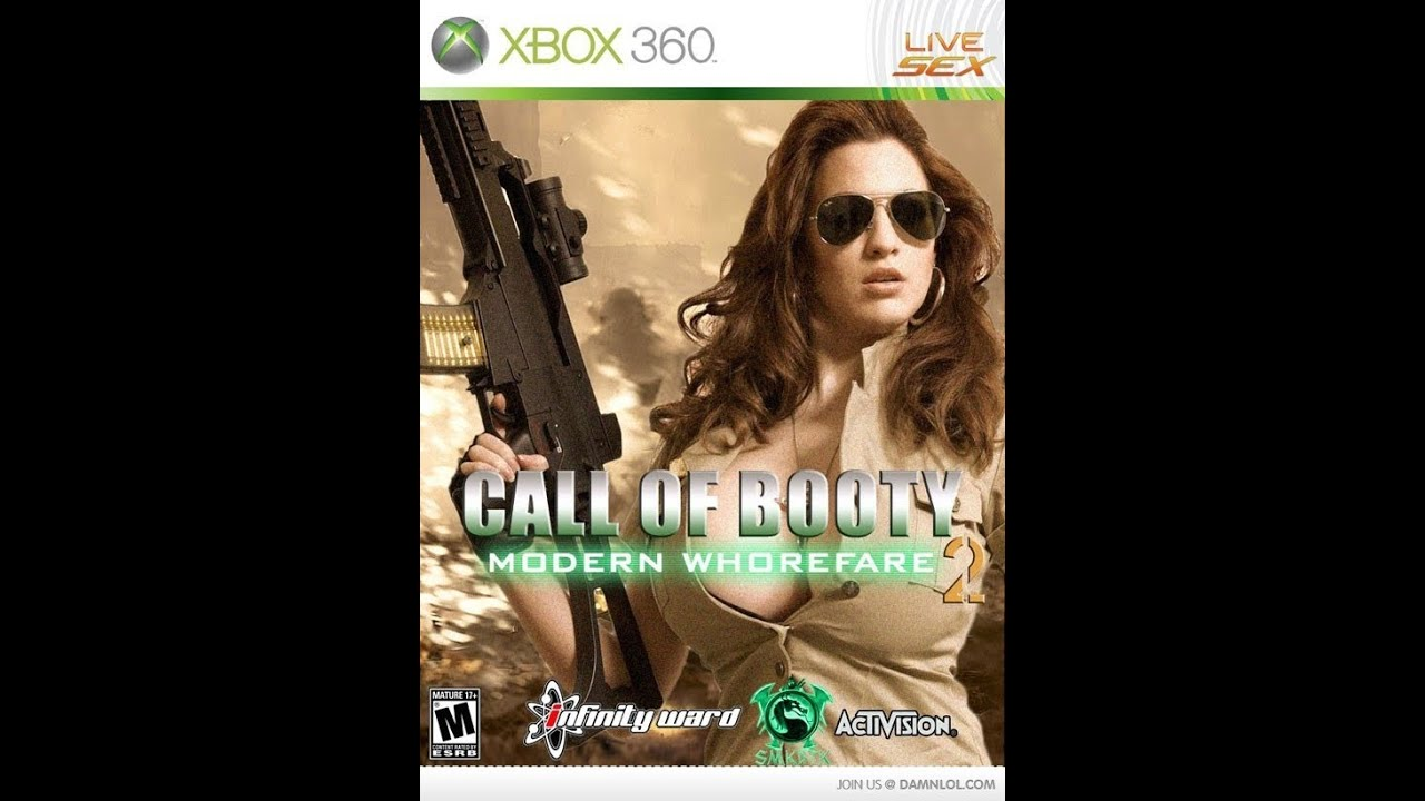 call of booty online game