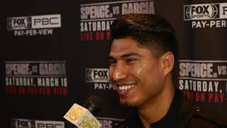 "Mikey Garcia breaks down Anthony Joshua & Jarrell ""Big Baby"" Miller"