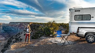 CAMPING ON THE EĎGE of the SAN RAFAEL SWELL | Utah's Little Grand Canyon | Van Life | Nomad Life