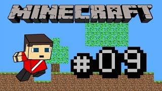 Minecraft - Let's Play 09 : Ferme à blaze peu coûteuse