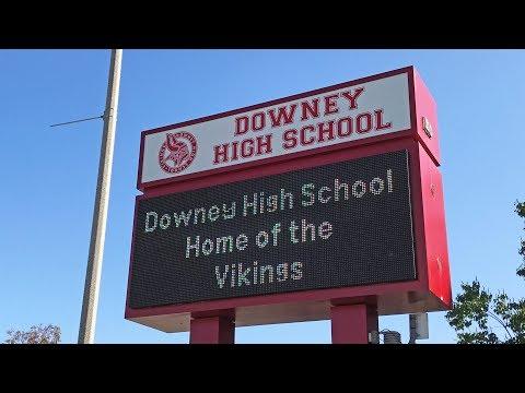 Visiting Richard And Karen Carpenter's Downey High School Alma Mater