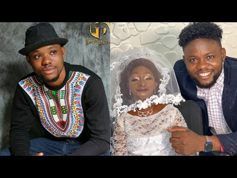 Download Actor Jamiu Azeez Finally Tie The Knot With The Love Of His Life After So Much Fear.CONGRATULATIONS