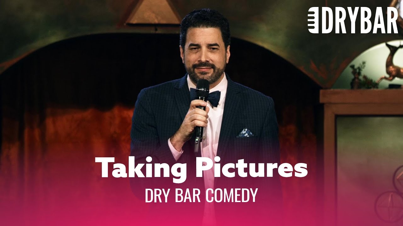 Download The Perils Of Taking Pictures. Dry Bar Comedy