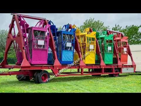 Hempshill Lane Park Fun Fair 6th May 2015