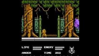 Werewolf: The Last Warrior (NES) - NO DEATH/NO CHEATS by Marlos