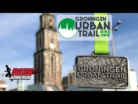 Urban Trail Run Groningen 2018