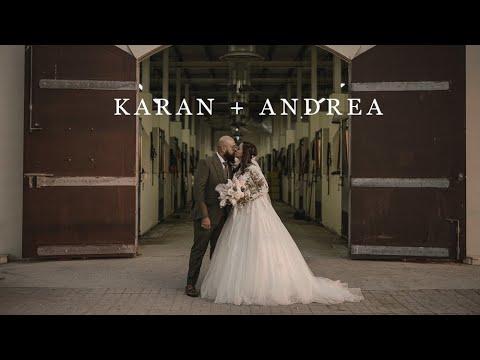 Wedding at the Dubai Polo Club | Karan and Andrea