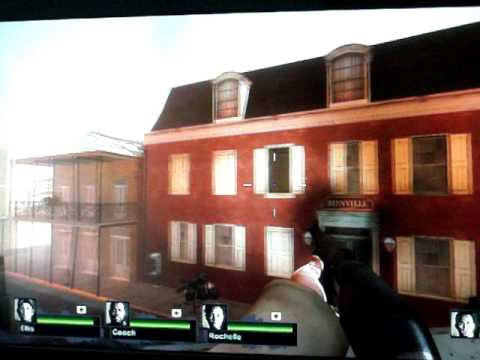 Left4Dead uncut Demo xBox360